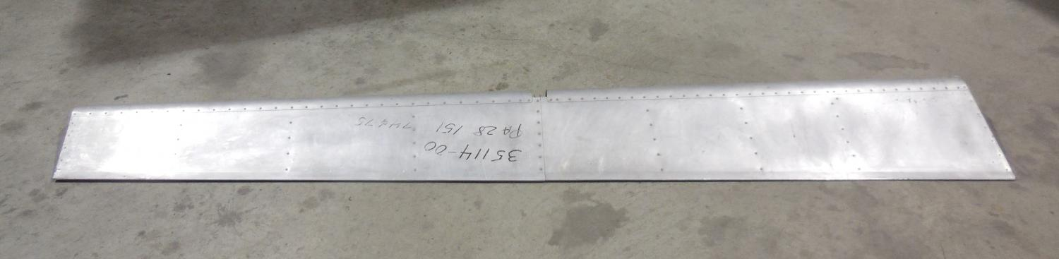 PIPER PA28-151 OR 161, PN35114-00, LH WING FLAP (NEW)